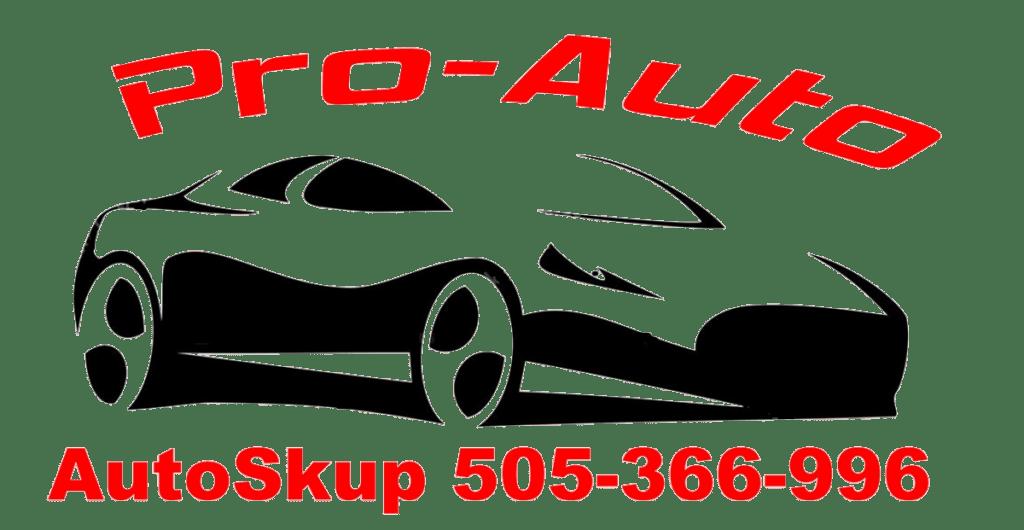 Pro-Auto Logotyp